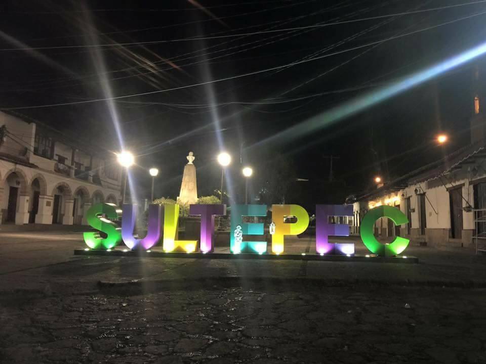 Calles de Sultepec