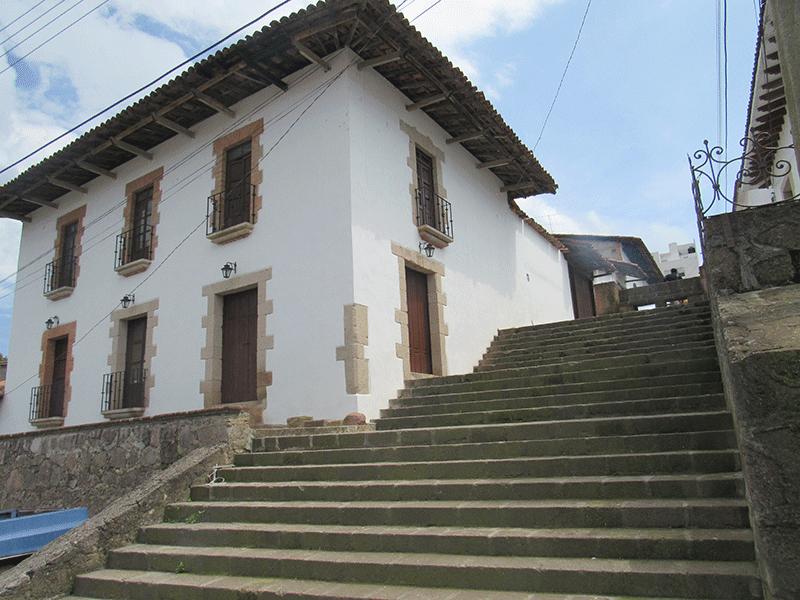 Fachada Sultepec