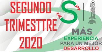 SEGUNDO TRIMESTRE 2020